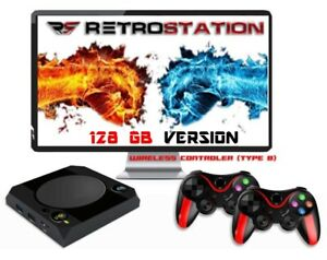 Retrostation 14k with +16.500 or 34.000 built - in video games-retro console