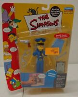 The Simpsons World of Springfield Series 7 - Officer Marge NIB L6