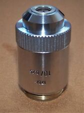 Leitz Wetzlar 10x Microscope Objective. TL170 RMS Thread.