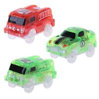 Electronics Car Track Toys 5 LED Lights Kids Educational Boys Christmas Gift