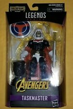 Marvel Legends Taskmaster BAF Thanos Avengers Complete In Box
