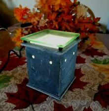Authentic Flint Mineral Rock Scentsy Wax Fragrance Warmer Electric, Full Size