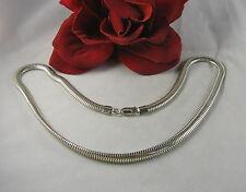 "Sterling Silver Unique 18"" Chain  Necklace FERAL  CAT RESCUE"