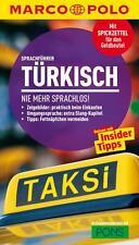 MARCO POLO Sprachführer Türkisch (2014, Taschenbuch) UNGELESEN