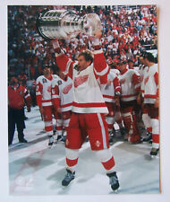 "VLADIMIR KONSTANTINOV RED WINGS SC 8X10 ""VERY RARE"""
