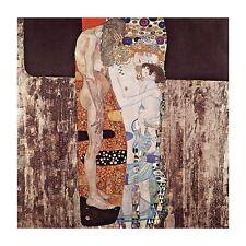 Gustav Klimt, Three Ages of Woman Deco FRIDGE MAGNET, 1905 Refrigerator Gift