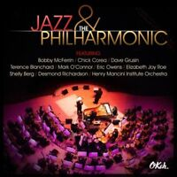 Jazz and the Philharmonic [New & Sealed] CD + DVD