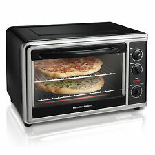 Hamilton Beach Kitchen Countertop Oven Broiler Convection & Rotisserie | 31100