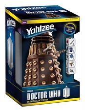 YAHTZEE: Doctor Who Dalek Collectors Edition Hasbro New