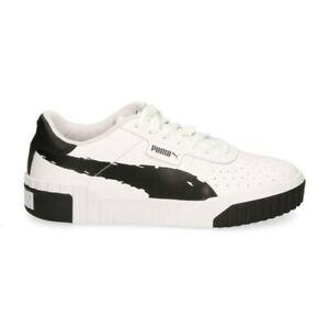 PUMA Cali Cepillado WN'S Zapatos Mujer Hombre Unisex Deporte Sneakers 373896 01