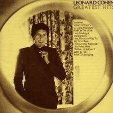 LEONARD COHEN - Greatest Hits LP *NEW* 180 Gram Vinyl Reissue