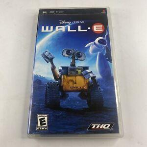 WALL-E (Sony PSP, 2008) Disney Pixar Playstation Portable Complete