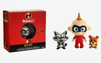 Funko 5 Star - The Incredibles 2 Jack Jack Medium Figure Toy Present Disney #NG