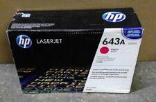 NEW GENUINE HP Q5953A MAGENTA TONER CARTRIDGE 4700 643A IN BOX