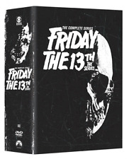 Friday the 13th: The Series - The Complete TV Series on DVD Disc Box Set Sealed