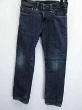 EUC Levi's 511 Blue Jeans Skinny Fit Jerky Tag vtg Strauss & Co 28x28