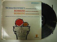 33 RPM Vinyl Tchaikovsky Nutcracker Suite Opus Camelot CMTS 107 122314KME