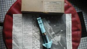 Outil ancien d'horloger. Chasse goupille