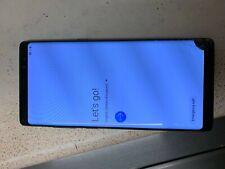Samsung Galaxy Note8 SM-N950 - 64GB - Midnight Black (o2) faulty