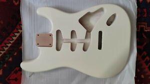 Stratocaster Replacement Body Alder Erle Strat Korpus