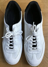 mens casual Shoes By Zara White With Black Size 44 EUR 11 UK
