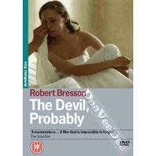 The Devil Probably NEW PAL Arthouse DVD Robert Bresson