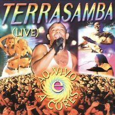 Terra Samba Ao vivo a cores  [CD]