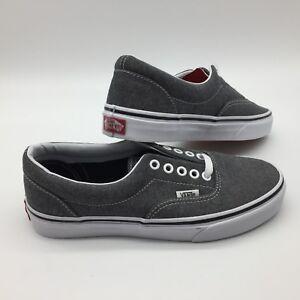 """Vans Men's Shoe's """"Era"""" (Micro Herringbone) Blk/TW"""