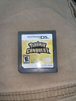 Pokemon Conquest (Nintendo DS) Authentic game cart -- Tested