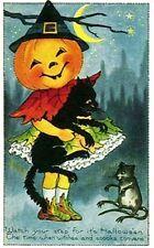 950 Vintage Halloween images Art & Craft Card Making CD