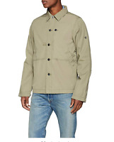 New G-Star Raw Mens Jacket Rackam in Army Green Colour Size M