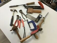 12 vintage tools to clear, bargain job lot