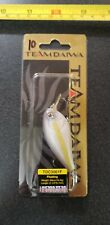 NEW OLD STOCK DAIWA TD CRANK F FISHING LURE THREADFIN SHAD