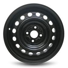 "New 15""x5.5"" 4 Lug Replacement Steel Wheel Rim 2006-2012 Toyota Yaris 4x100mm"