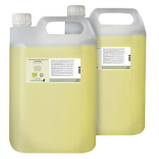 Naissance Wholesale Certified Organic Castor Cold Pressed Oil 10 Litres (2 x 5L)
