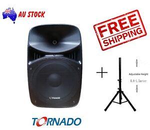 15 inch 180W Active Speaker Digital Sound System PA SD/USB & Bluetooth