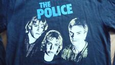 THE POLICE Outlandos D'Amour Long Sleeve Sweat Shirt Size Med.New.Sting,Squeeze