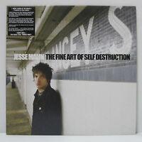 Jesse Malin - The Fine Art of Self Destruction LP 2002 UK ORIG Ryan Adams PUNK