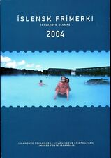 Iceland 2004 Official Year Pack Complete as Issued