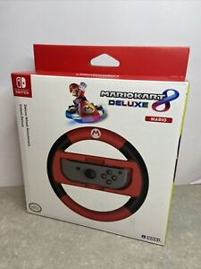 HORI Nintendo Switch Mario Kart 8 Deluxe Wheel Mario Version Nintendo Switch