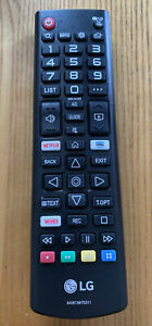 """Genuine Replacement Remote Control Only For LG UN71 49"""" 4K UHD Smart TV - Black"""