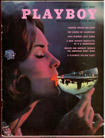 Playboy February 1963 (Very Fine) Playmate Toni Ann Thomas