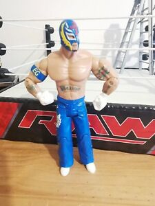 WWE Wrestling Rey Mysterio Figure 2005 Jakks wwf wcw