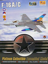 Easy Model  1/72 F-16A/C J-004 NTAF Tiger Meet Builtup 37126
