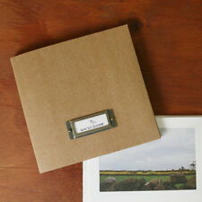 EDITO. REAL PHOTOBOOK Craft 4x6 Editorial Photo Picture diary 12 sheet frame