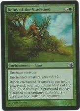 1x Foil - Reins of the Vinesteed - Magic the Gathering MTG Morningtide