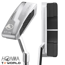 "HONMA LTD EDITION TOUR WORLD TW747 ST-01 PUTTER 34"" +HEADCOVER / NEW FOR 2020"