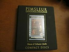 SIMON & SCHUSTER PIMSLEUR ITALIAN II EDITION 30 LESSONS 16 COMPACT DISCS