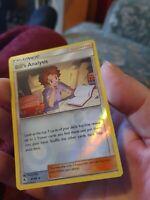 Pokemon Bill's Analysis 51/68 Hidden Fates Reverse Holo Rare