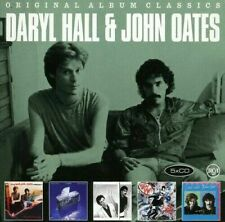 Daryl Hall and John Oates - Original Album Classics Cd5 RCA Int.